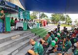 Presentación del Club Deportivo Halcones Oaxtepec