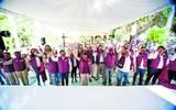 Con cubrebocas y sin actos masivos arrancan las campañas en Cuautla