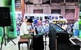 El Pianotón es un evento que llama a los pianistas de Cuautla y la región a crear una atmósfera musical en el Centro Histórico