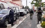 Los operativos fueron implementados por elementos de la Sedena, Guardia Nacional, Protección Civil, con apoyo de la dirección de Salud municipal