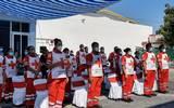 Recientemente unidades de rescate han realizado labores de ayuda humanitaria en Tabasco